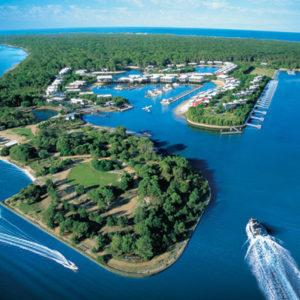 Beautiful Eco-Island Escape on the Gold Coast