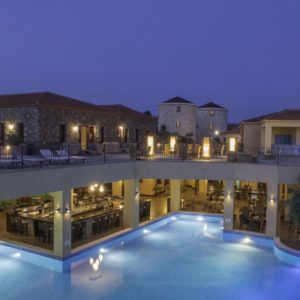 Traditional Grecian Escape on the Greek Island of Lemnos