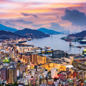 A Taste of Japan on the Ovation of the Seas