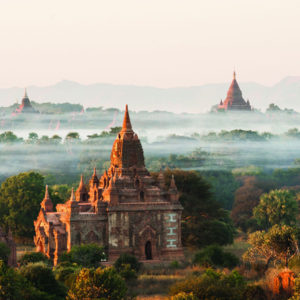 Five-Star Hotel & Cruise Experience in Majestic Myanmar