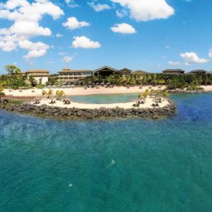 Five-Star InterContinental Luxury in Mauritius