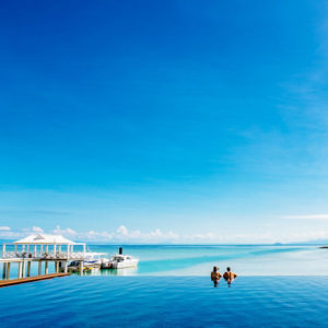 The Great Barrier Reef's Most Exclusive Private Island Resort