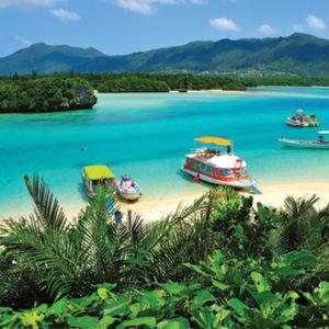 Cruise to a Uniquely Japanese Island Paradise