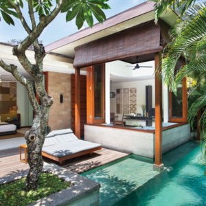 Holiday in Bali with a Private Pool Villa Stay in Seminyak