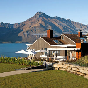 Queenstown's Most Luxurious Lodge
