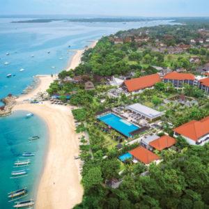 Beachfront Bali Holiday at the Enchanting Fairmont Sanur
