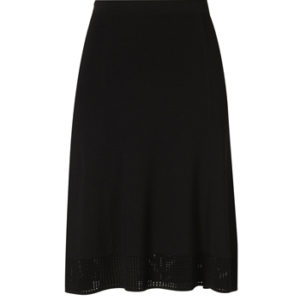 David Lawrence Ruby Milano A-Line Skirt