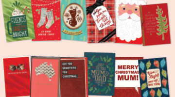 Hallmark's Top Christmas Cards, Ornaments & Stocking Fillers for 2017
