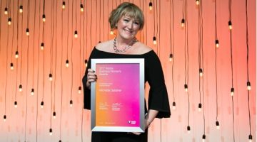 STEMM entrepreneur Michelle Gallaher named 2017 Telstra Victorian Business Woman of the Year