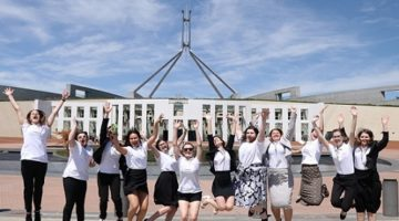 Rural Girls from across Australia to take Power Trip to Federal Parliament