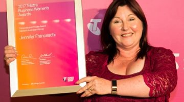 Avocado pioneer Jennifer Franceschi named 2017 Telstra Western Australian Business Woman of the Year