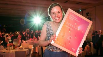 Pharmacist Elise Apolloni named 2017 Telstra ACT Business Woman of the Year