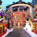 Celebrating Christmas in Singapore