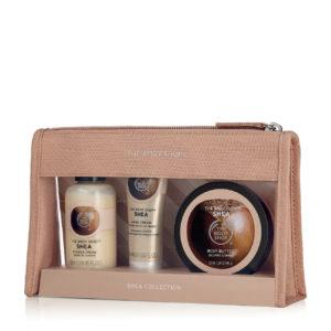 Shea Cosmetic Bag