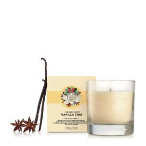 Vanilla Chai Scented Candle 200 g