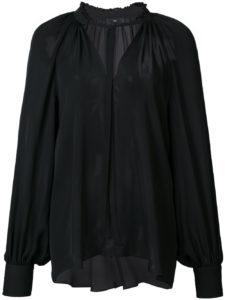 VOZ  Bishop Sleeve blouse