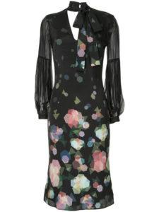 GINGER & SMART Illusion dress