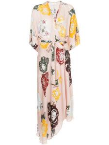 GINGER & SMART Utopia wrap dress