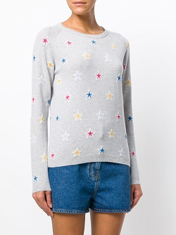 CHINTI & PARKER Star jumper