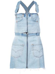 RE/DONE detachable mini dress