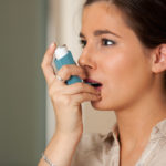 Increased asthma risk over Christmas and the summer holidays