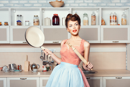 Revitalise Your Kitchen The Retro Way