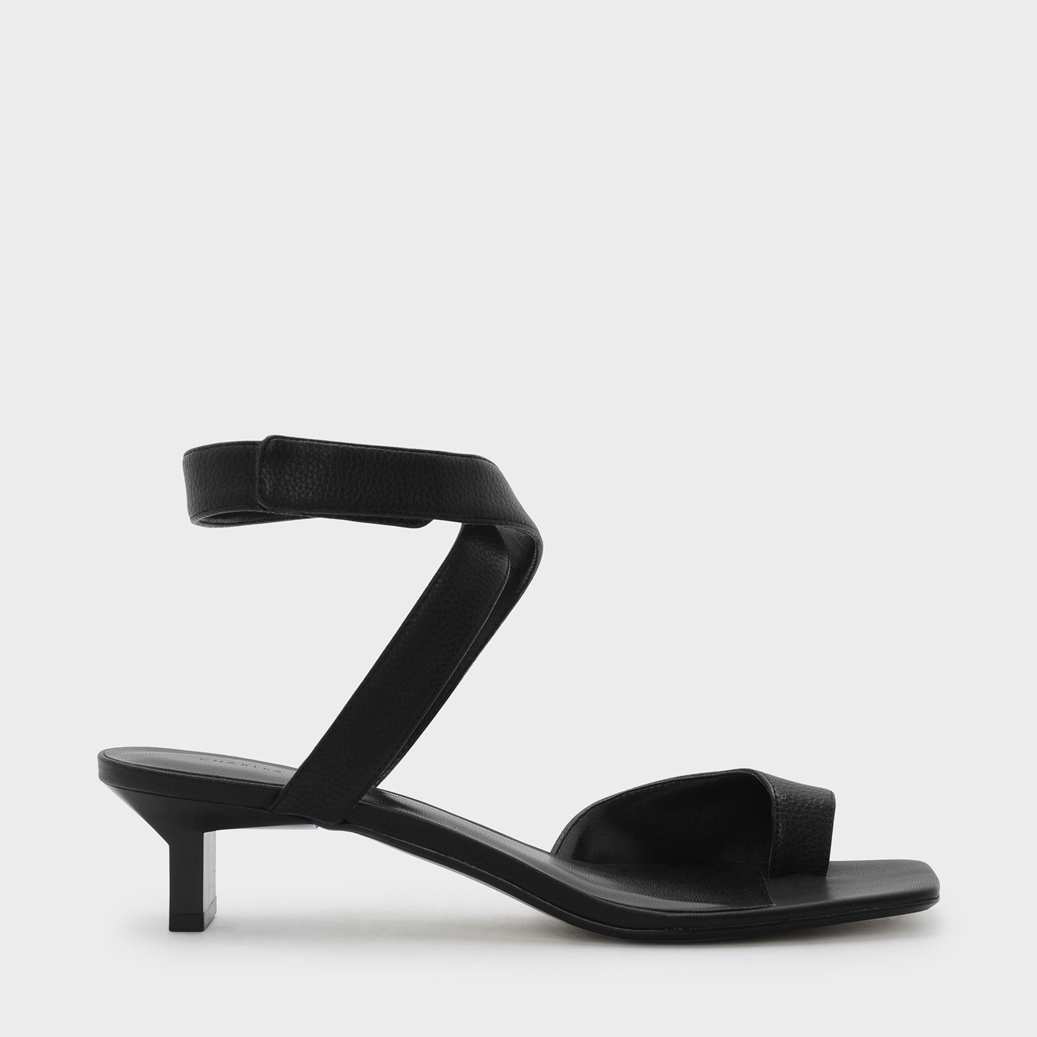 5b08fdc9ae543 CHARLES   KEITH Tapered Heel Thong Sandals