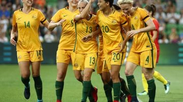 Australia to mount a Bid to host 2023 FIFA Women's World Cup