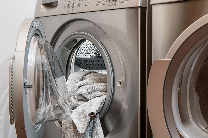 Laundry Housework Washing Machine Tumble Drier