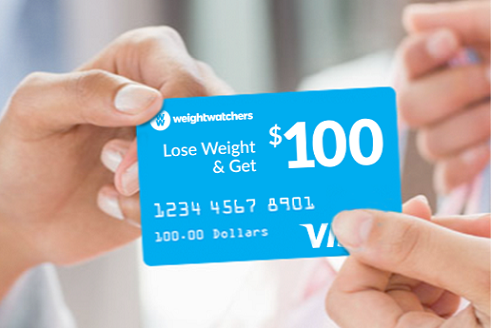 Lose Weight and Get a $100 Visa Card with Weight Watchers Australia