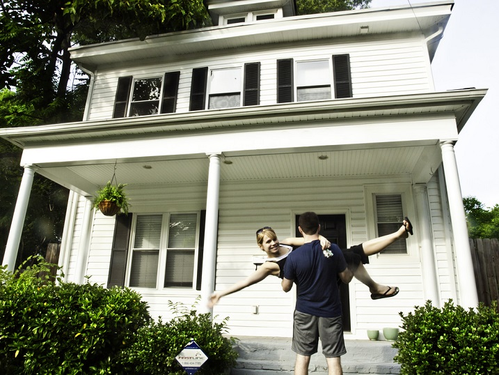 Yep, finally home owners