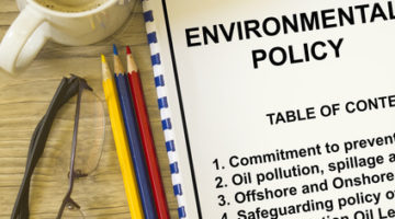 Benefits Of Introducing A Company Environmental Policy
