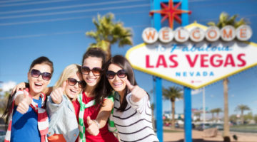 Guide For A Girls Holidays In Las Vegas