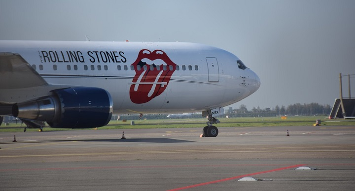 "Rolling Stones ""Tongue"" logo"