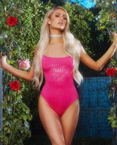 Paris Hilton 'That's Hot' Bodysuit