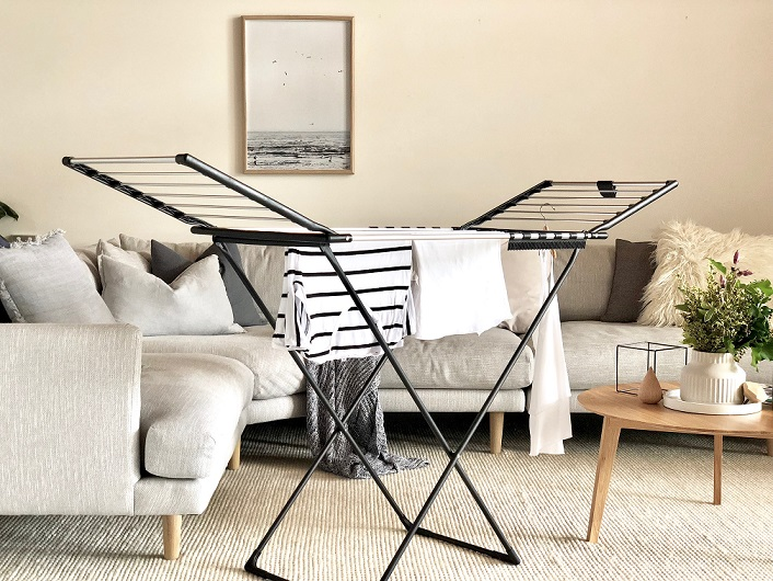 Hills 18m Premium Winged Airer