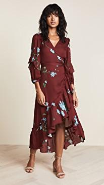 Joie Anawrette Dress