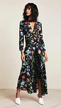 RIXO London Rose Dress   A$580.17