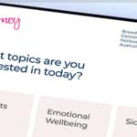New My Journey Breast Cancer Tool for Australian Women