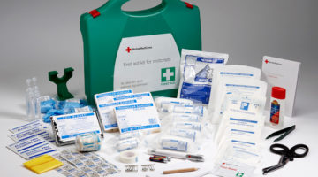 All The Stuff That Should Be In Your First Aid Kit But Isn't